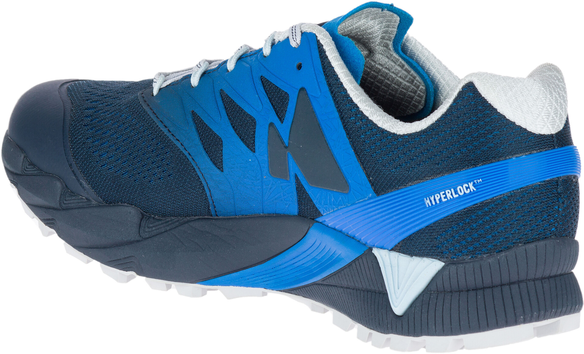 Peak Merrell Flex Homme Chaussures 2 Mesh bleu E running Agility CBxerod